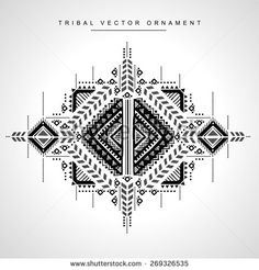 Find Mexican and African Vector Tribal ethnic ornament Stock Images in HD and millions of other royalty-free stock photos, illustrations, and vectors in the Shutterstock collection. Pattern Art, Print Patterns, Pattern Design, Mandala Tattoo, Mandala Art, Sacred Geometry Symbols, Calligraphy Drawing, Geometric Art, Geometric Tattoos