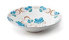 Kernos Ceramiche, Ciotola a coppa. sardegna, artigianato sardo, sardinia, handmade, handicraft, crafts