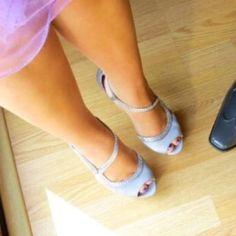 Silver Rhinestone High Heels Silver Strappy Rhinestone High Heels Disney Shoes Heels