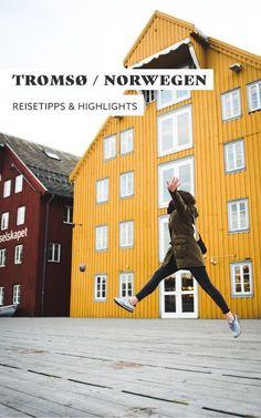 Wunderschönes Tromsø. Das sind unsere Tipps!
