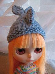 Blythe Shark Hat Knitting Pattern, Free.