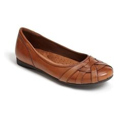 Mission Shoes: Cobb Hill 'Eva' Flat $90