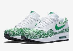 UPCOMING NIKE AIR MAX 1 RELEASES FOR WOMEN TO FEATURE EXCITING NEW GRAPHIC PRINT