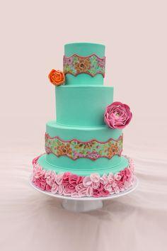 Lucks Edible Images Cake Contest - Dena Designs - Cake Central