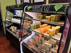 modern smoothie bar - Google Search