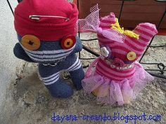 little sock monsters