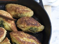 Basil-Stuffed Chicken Breasts | Food & Wine goes way beyond mere eating and drinking. We're on a mission to find the most exciting places, new experiences, emerging trends and sensations.