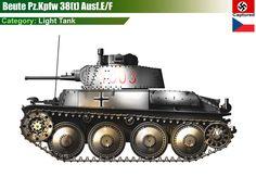 Pz.Kpfw 38(t) Ausf.E/F