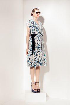 Peter Som | Resort 2013 Collection | Vogue Runway