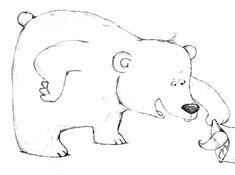 ours la moufle