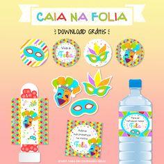 Encontrando Ideias: Download: Ideias para o Carnaval!!