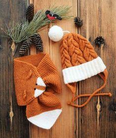 Diy Crafts - trendy knitting for kids children mittens pattern knitting Crochet Kids Hats, Knitting For Kids, Knitting Projects, Baby Knitting, Crochet Baby, Knit Crochet, Knitted Mittens Pattern, Crochet Mittens, Knitted Hats