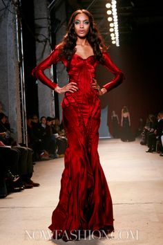 Alexandre Vauthier F/W 2011 Couture