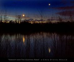 Outer Banks, NC Local Artists Facebook post: Moonrise + Sunrise photographer credit Greg Diesel Walck.