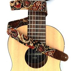 Ukulele Straps, Gypsy, Paisley, Music Instruments, Guitar, Google, Image, Musica, Musical Instruments
