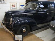 Ford Model B V8 car – 1939