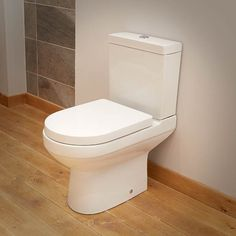 The Dee Toilet and Seat with comes complete with a dual flush cistern designed to save you both time and water.