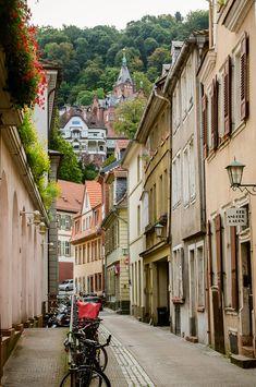 Heidelberg, Germany Travel Around Europe, Germany, Explore, Heidelberg, Exploring