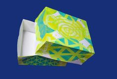 Constructed Paper Boxes