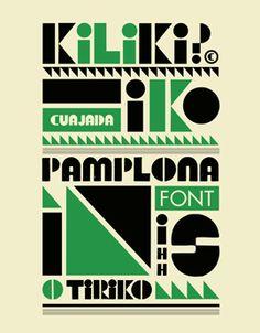 Tipografia Pamplona