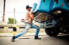 El Camionero #MessengerMag