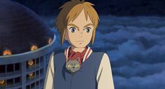meet the ex-studio ghibli animators behind 'mary and the witch's flower' Animation Film, Strange Flowers, Ghibli, Studio Ghibli, Film Stills, Witch, Pretty Wallpaper Iphone, Art, Pretty Wallpapers