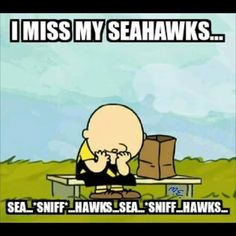 There's always next year but still..... I miss my hawks