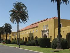 Marine Corps Recruit Depot San Diego - Built in the 1920's, this is where Marines are forged.
