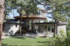 Emily Summers Design Associates The Round House, Colorado Springs | Luxury homes, interior design inspiration