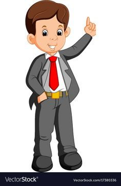 Businessman cartoon presenting vector image on VectorStock Kids Cartoon Characters, Cartoon People, Preschool Family Theme, Preschool Crafts, Family Relationship Chart, Character Drawing, Character Design, Art Classroom Management, Islamic Cartoon