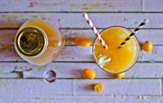 Limonada de frutos tropicais | SAPO Lifestyle