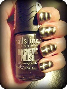 magnetic nails - for special nail effects