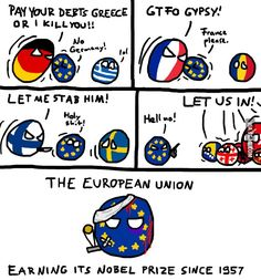 European Union is a hero...