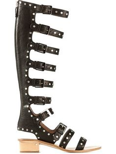 'Hanna' sandals