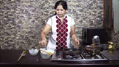 Rajasthani Mawa Malpua Recipe, via YouTube.