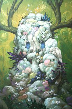 Jeff Soto, Blooming self protrait