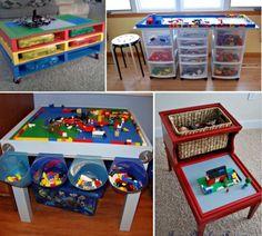 Lego Tables