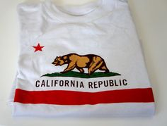 I think these shirts are the absolute coolest. California Republic, Skate, Surf, Swimsuits, Urban, My Style, Tees, Sweatshirts, T Shirt