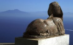 This is one of the most amazing places I have ever been...and I want to go back. Capri - Villa San Michele - Info & Photos