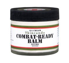 Skincando Combat Ready Skin Balm - 2 oz Jubujub http://www.amazon.com/dp/B0018LACB2/ref=cm_sw_r_pi_dp_-TFZwb0BCJ64Q