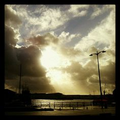 Vigo. A Laxe. Clouds, Celestial, Sunset, Outdoor, Walks, Outdoors, Sunsets, Outdoor Games, The Great Outdoors