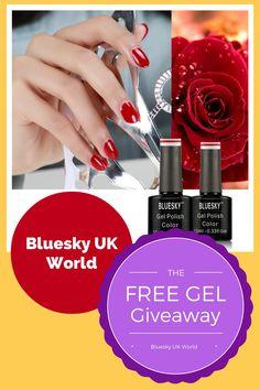 Bluesky UK World FREE Gel Polish from Bluesky UK