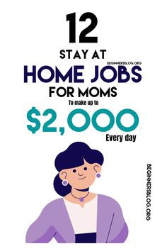 Way To Make Money, Make Money Online, Paying Guest, Online Jobs For Moms, Legitimate Online Jobs, Stay At Home Mom, Instagram Influencer, Work From Home Jobs, Virtual Assistant