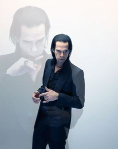 Nick Cave: We call upon them all, this diverse and squabbling army of inspiration, to each breathe their curling tendrils of transmutation and combustion across the stage, so that we can begin, in love, and get this fucking show on the road.