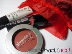 Preview: alverde black & red LE (Swatches)
