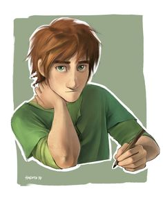 Hiccup by Hagata. Another extremely cool modern day Hiccup AU...