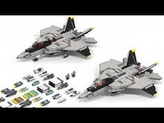 "Lego Futuristic F-14E ""EvilCat"""