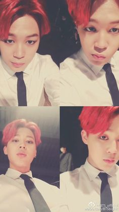 Jimin // BTS_Official weibo [150704]