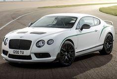 Continental Gt3-R, la nuova granturismo della Bentley (Anno 2014)