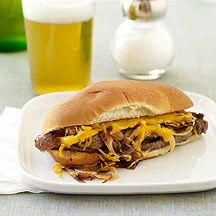 Philly Cheese Steaks -- 7 Weight Watchers Points Plus